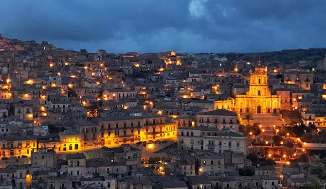 Baroque art in Sicily: art tours of Ragusa and the surrounding areas