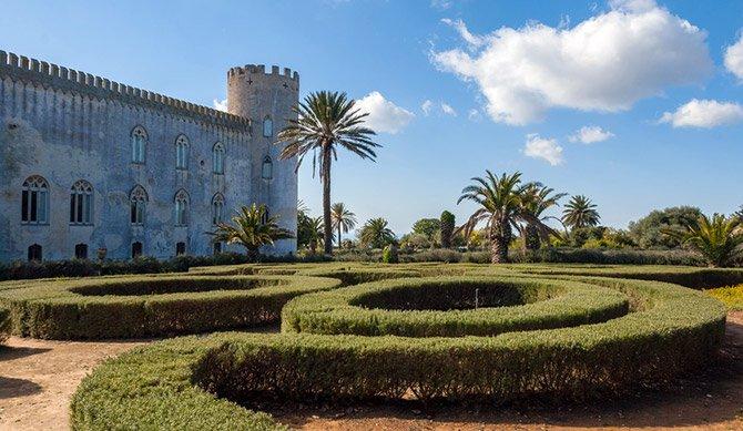 Giardini siciliani: Ragusa e la Sicilia Meridionale
